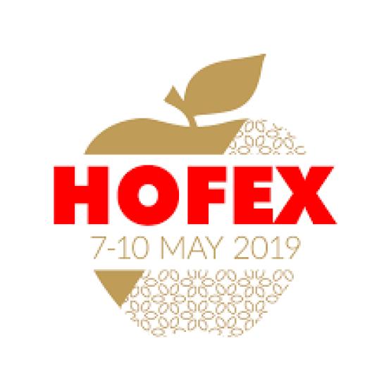 Hofex Hospitality Trade Show 7 -10 May 2019 Hong Kong