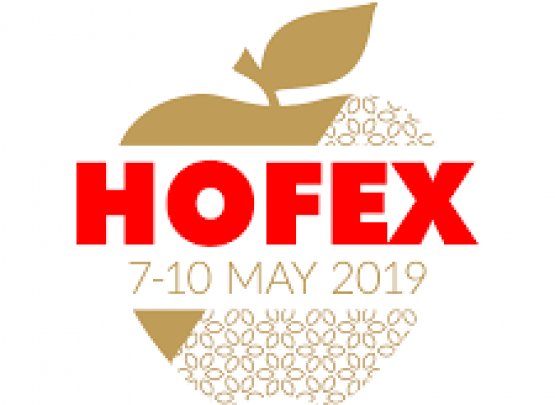 Hofex Hospitality Trade Show 7 -10 May 2019 Hong Kong