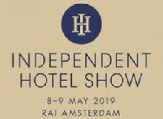 The independent Hotel Show Amsterdam - May 8 - 9  2019