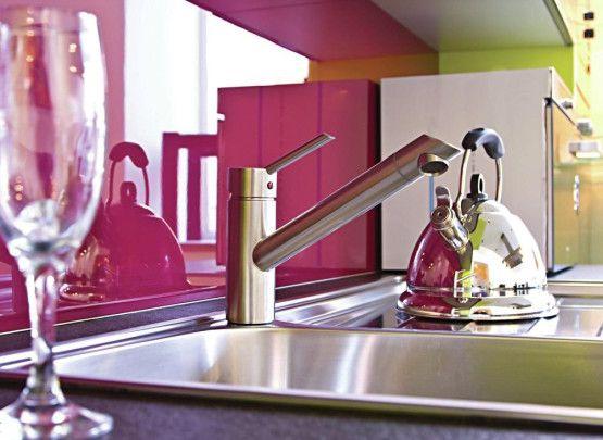 losse glas en spiegelvlakken