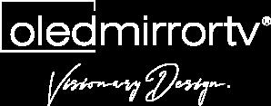 Logo Oled Mirror TV    BV